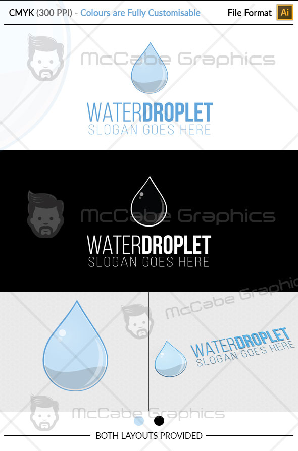McCabe-Graphics-Water-Droplet-Preview-Image
