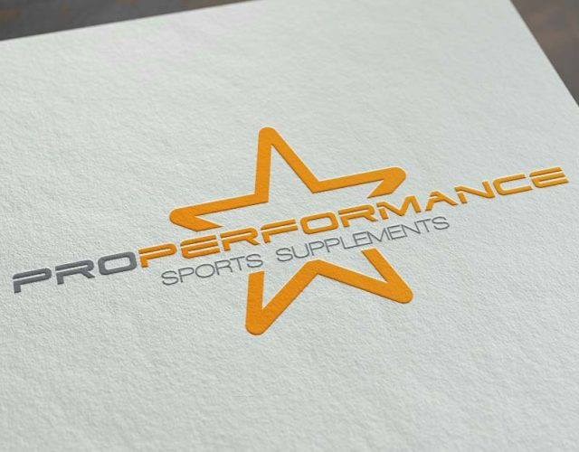 Pro-Performance Supplements McCabe Graphics Newry