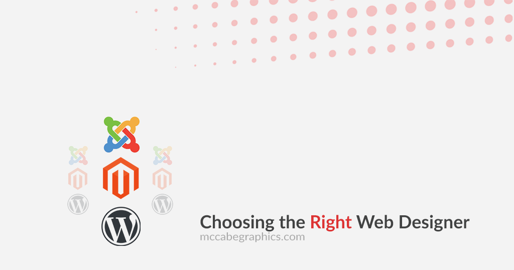 McCabe Graphics Newry Choosing the Right Web Designer