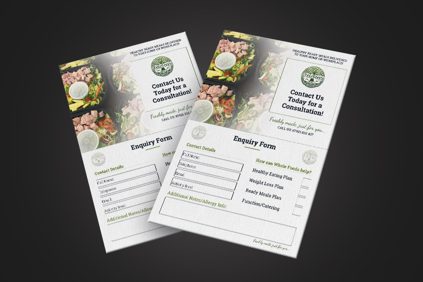 McCabe-Graphics-Web-Design-Newry-Whole-Foods-Direct-Form